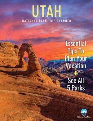 Utah Parks Trip Planner